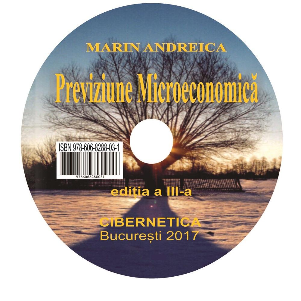 Detalii: Previziune Microeconomica
